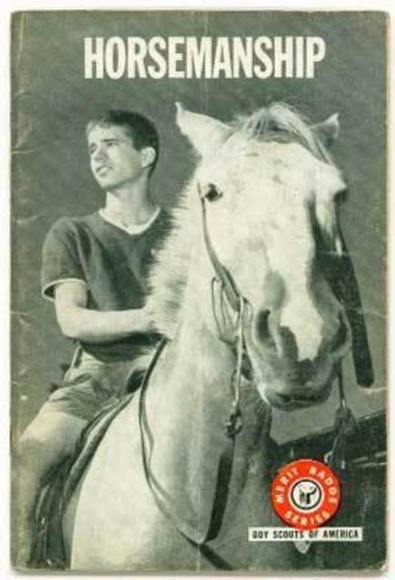 Horsemanship Merit Badge Boy Scouts Boy Scouts Horsemanship Merit