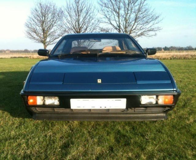 1983 Ferrari Mondial QV
