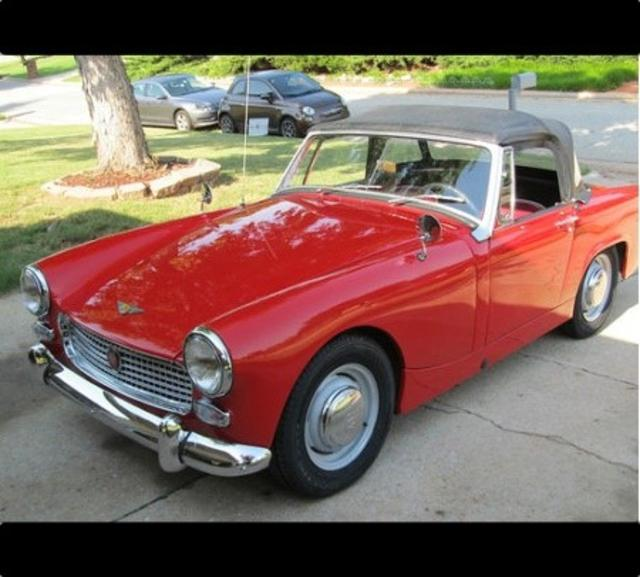 1963 Austin Healey Sprite Pictures to Pin on Pinterest  PinsDaddy