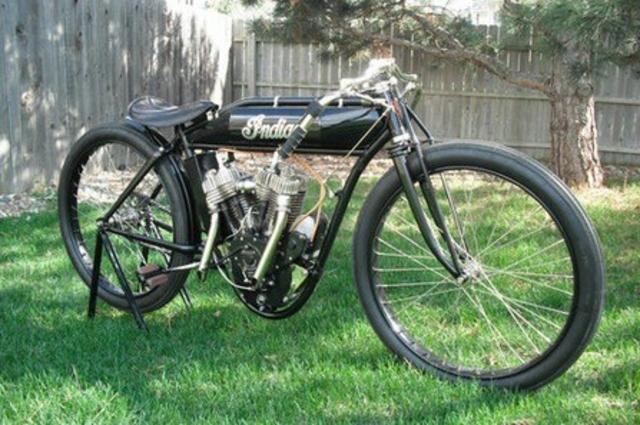 1919 Indian Powerplus Board Track Racer
