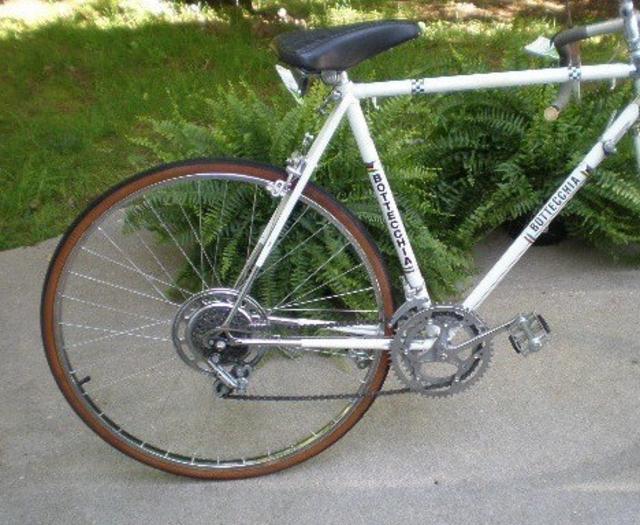 1966 Bottecchia Road Bike