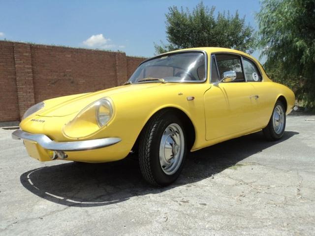1971 Renault Alpine