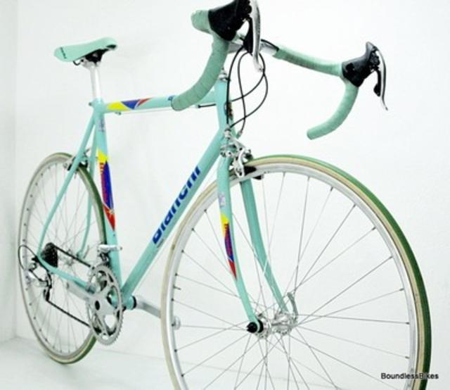 Bianchi Racing Sprint Campagnolo