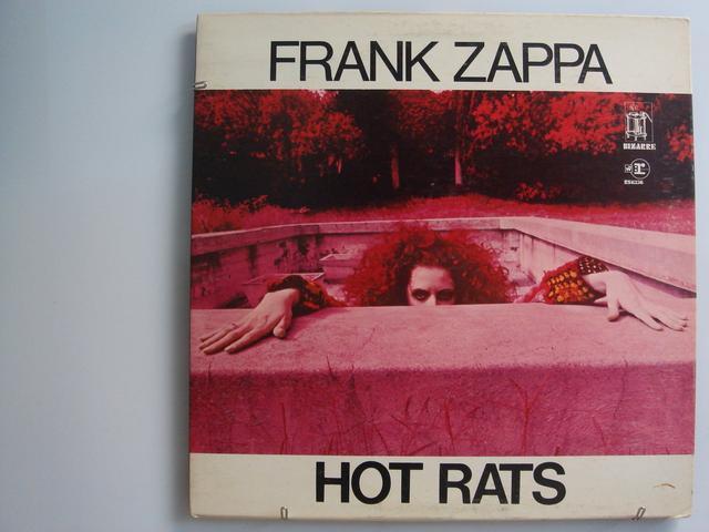 Frank Zappa, <i>Hot Rats</i>, 1969