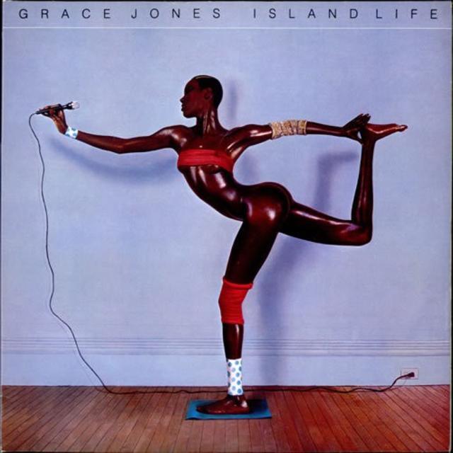Grace Jones, <i>Island Life</i>, 1985