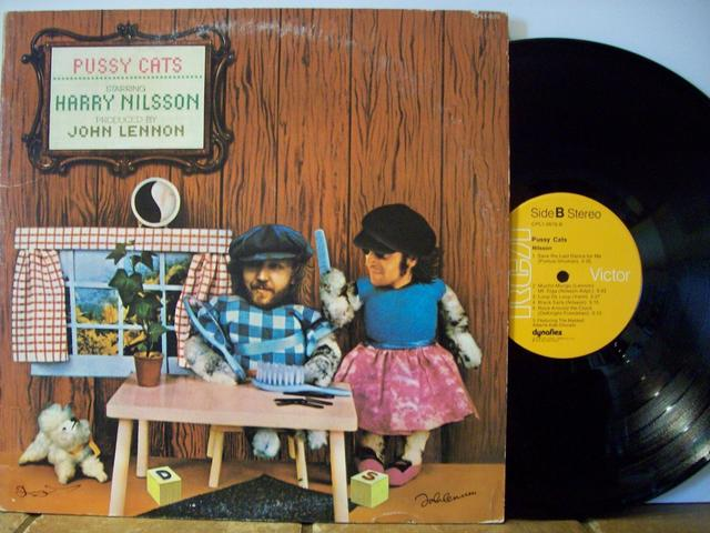Harry Nilsson and John Lennon, <i>Pussy Cats</i>, 1974