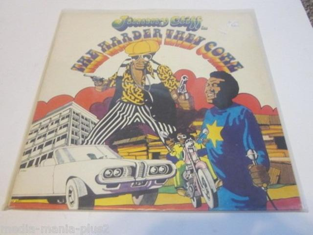 Jimmy Cliff, <i>The Harder They Come</i> Soundtrack, 1972