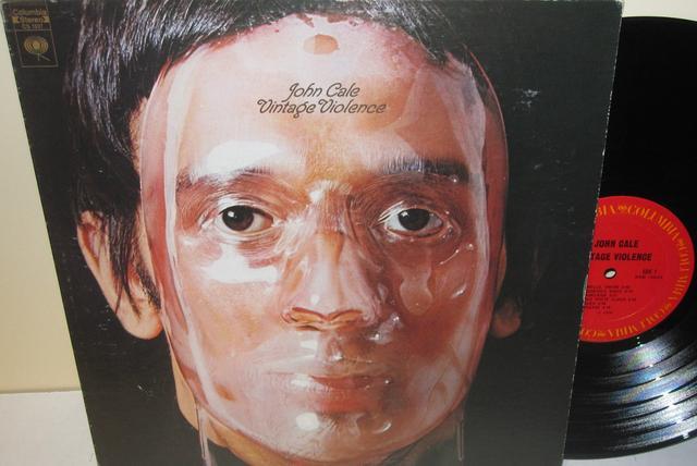 John Cale, <i>Vintage Violence</i>, 1970