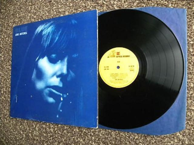 Joni Mitchell, <i>Blue</i>, 1971