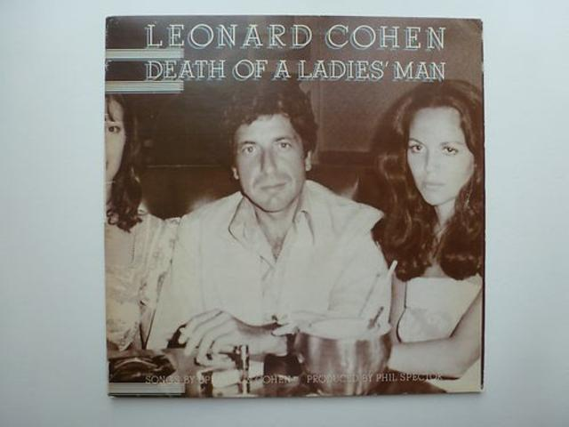 Leonard Cohen, <i>Death Of A Ladies Man</i>, 1977