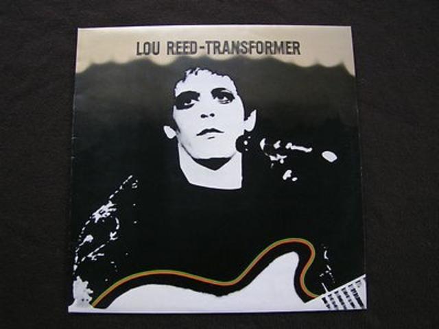 Lou Reed, <i>Transformer</i>, 1972