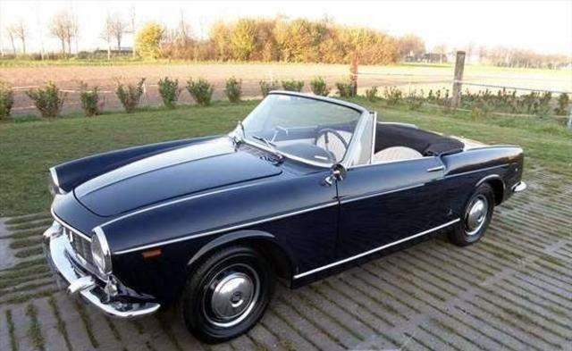 1964 Fiat 1500 Cabriolet Pininfarina