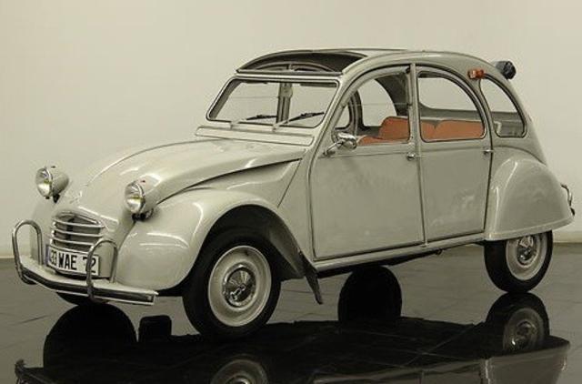 1966 Citroën 2CV