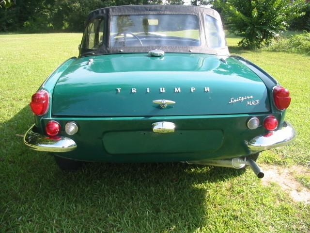 1968 Triumph Spitfire
