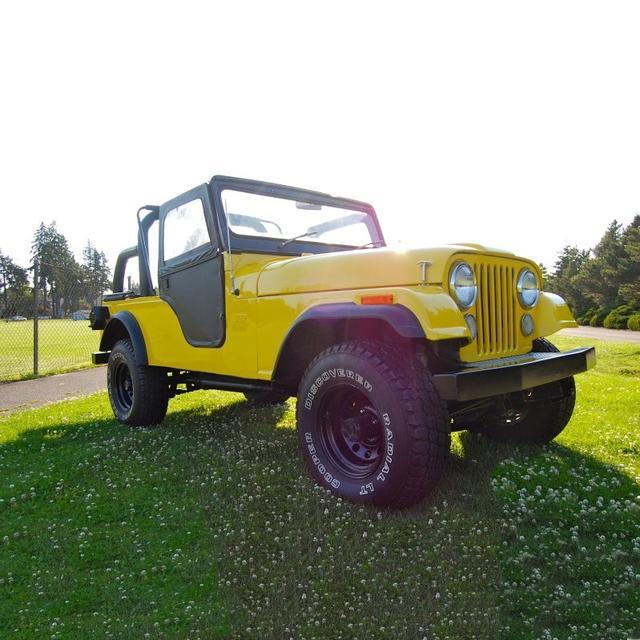 1967 Jeep CJ7