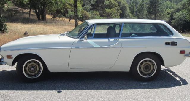 1973 Volvo Sport Wagon