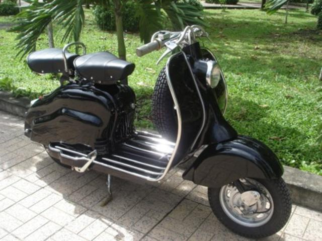 1957 Lambretta