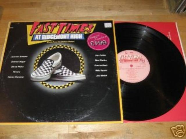 <i>Fast Times At Ridgemont High</i> LP