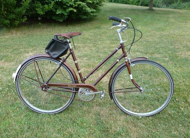 Elgin Oriole Wood-Rim Bicycle