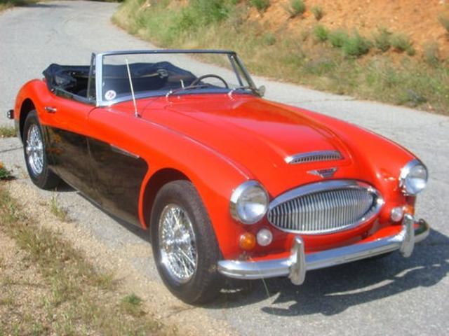 1967 Austin-Healey Convertible