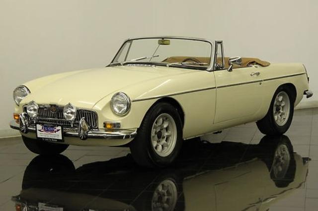 1967 MG MGB Mark II Roadster