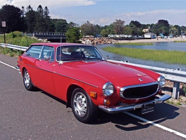 1972 Volvo P1800ES Sportwagon