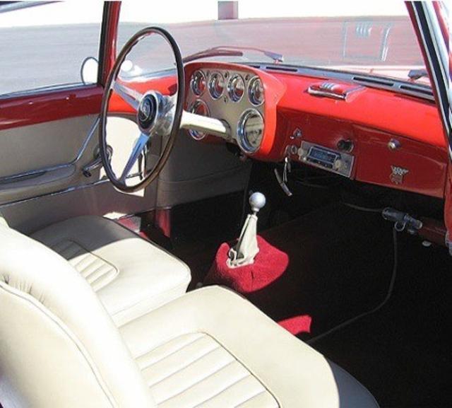 1954 Alfa Romeo 1900 SS Ghia