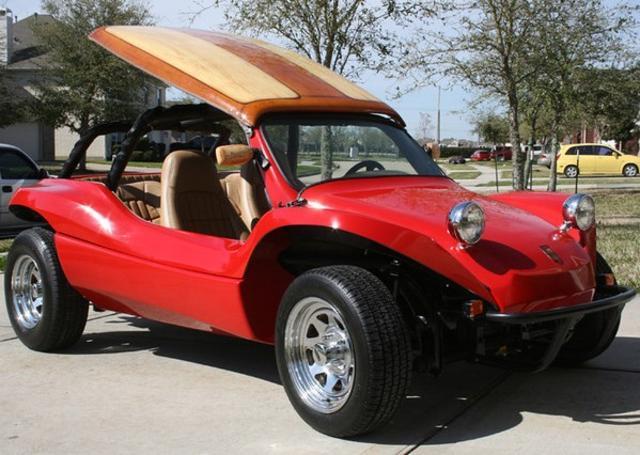 Volkswagen Manxter 2+2 Dune Buggy