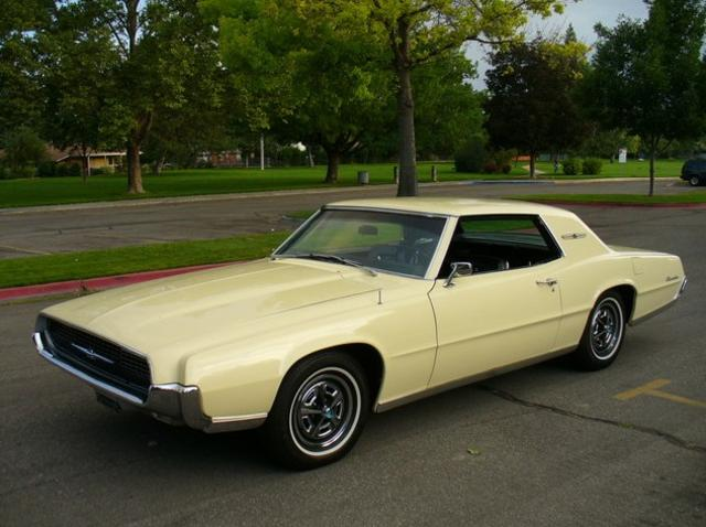 1967 Ford Thunderbird Sport Coupe