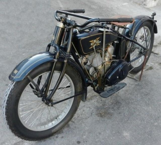 1920 Excelsior Motorcycle
