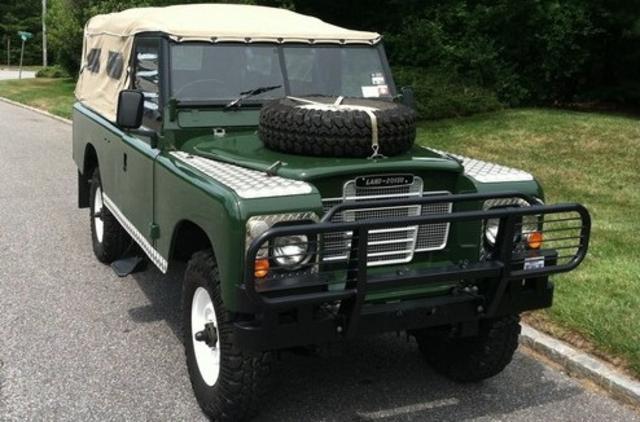 1975 Land Rover LR3