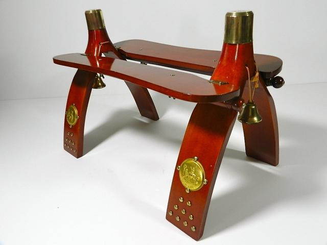 Egyptian Camel Saddle Stool