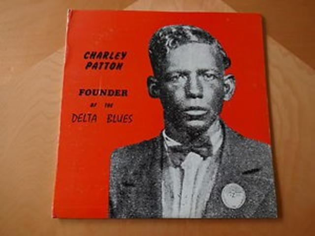 Charley Patton Two-LP set