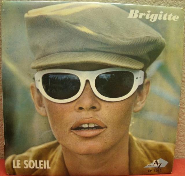 Brigitte Bardot, <i>Le Soleil</i>, 1966