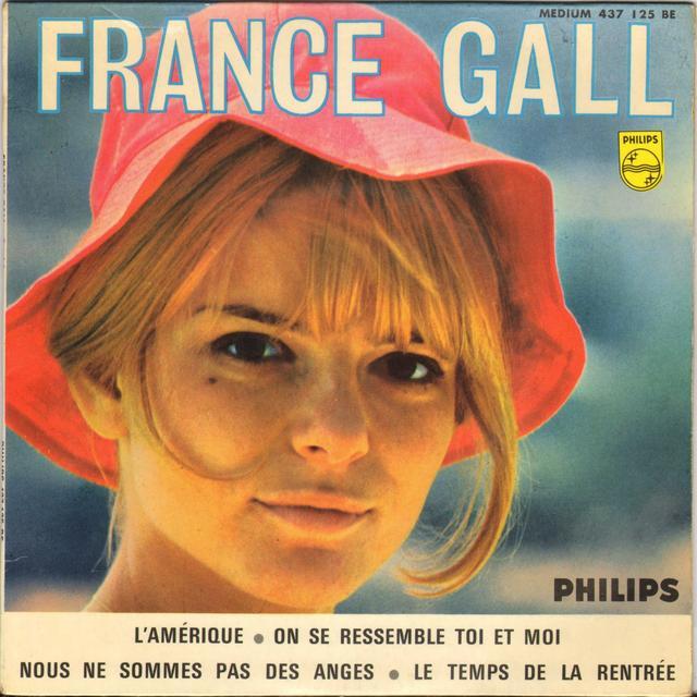 France Gall, <i>L'Amerique</i> EP