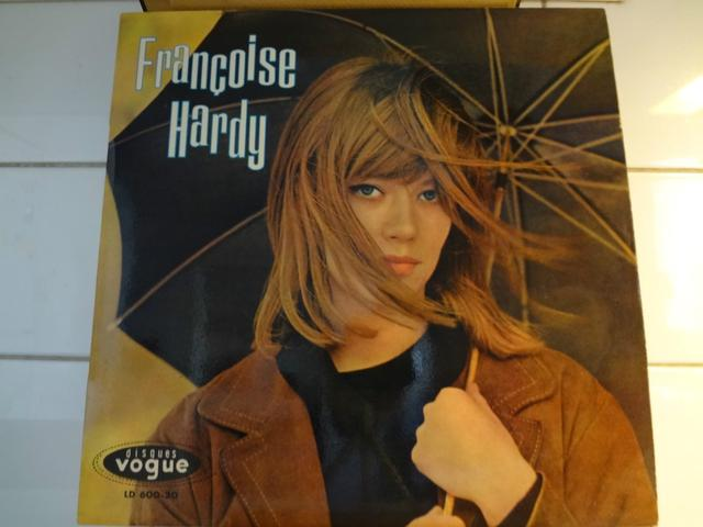 Françoise Hardy Debut LP, 1962