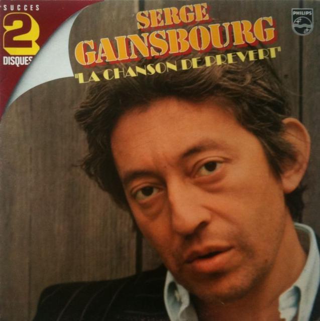 Serge Gainsbourg, <i>La Chanson de Prevert</i>, 1970