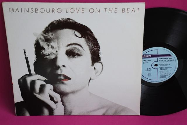 Serge Gainsbourg, <i>Love on the Beat</i>, 1984