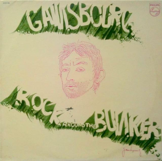 Serge Gainsbourg, <i>Rock Around the Bunker</i>, 1975