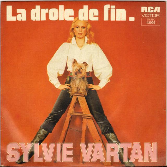 Sylvie Vartan, <i>La Drole de Fin/Tu ne Me Parles Plus d'Amour</i>, 1975