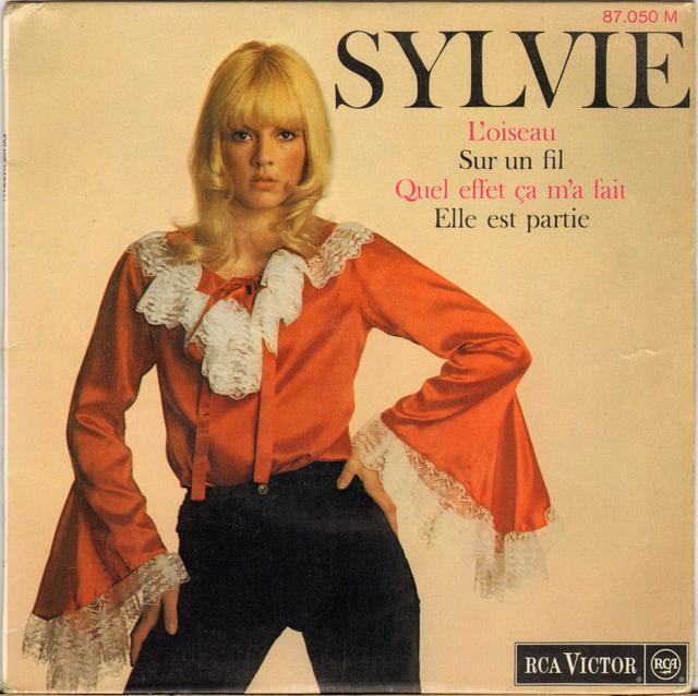 Sylvie Vartan, <i>L'Oiseau</i>, 1968