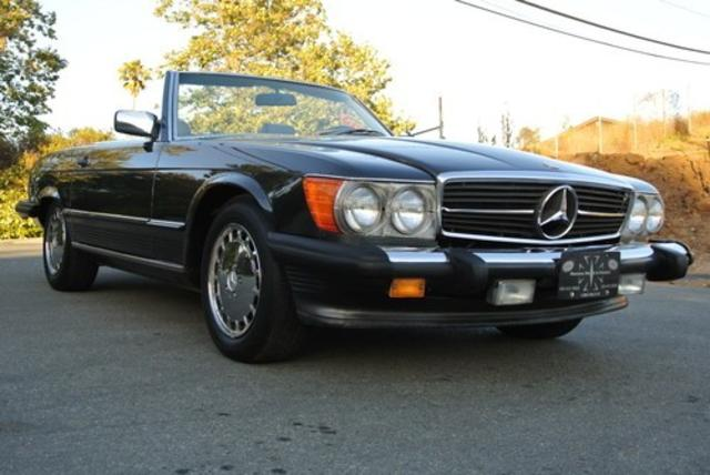 1986 Mercedes-Benz SL