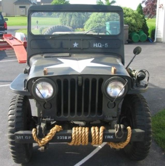 1952 Jeep