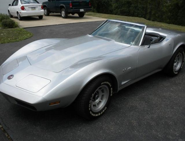 1974 Corvette Stingray Convertible