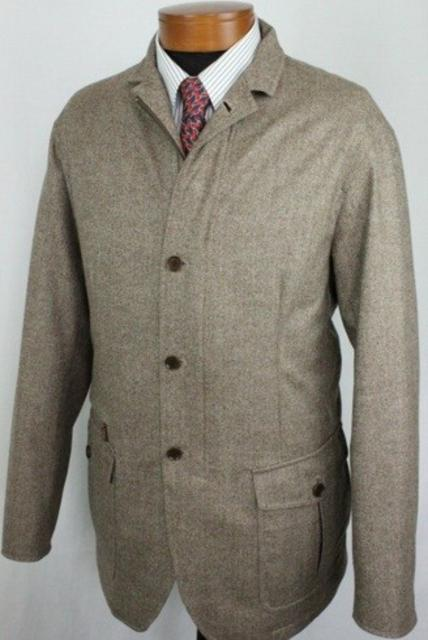 Peter Millar/Loro Piana Coat