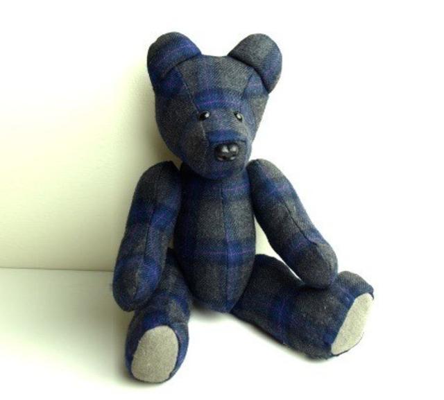 Cashmere Teddy Bear