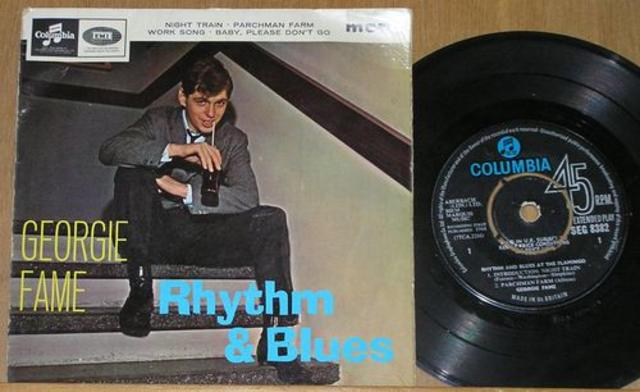 Georgie Fame, <i>Rhythm & Blues at the Flamingo</i> 45, 1964