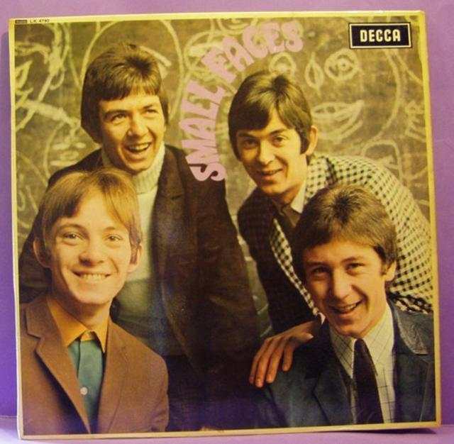 Small Faces Debut LP, 1966