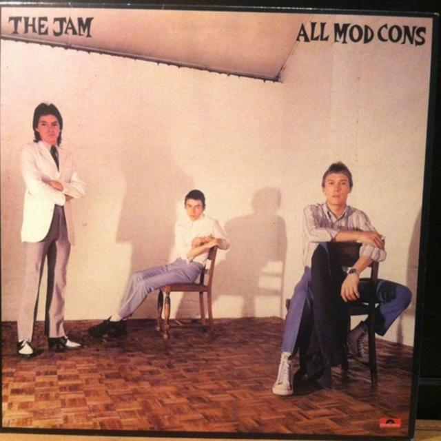 The Jam, <i>All Mod Cons</i>, 1978