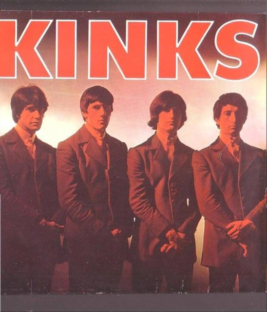 The Kinks Debut LP, 1964